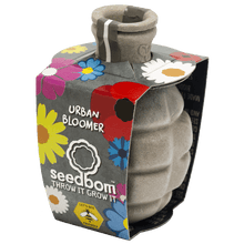 Load image into Gallery viewer, Seedbom gift set Urban bloomer