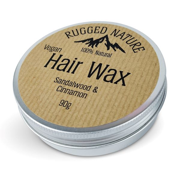 Vegan hair wax