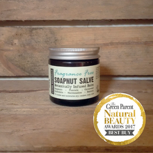 Load image into Gallery viewer, Soapnut salve fragrance free