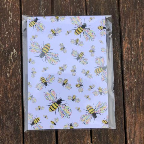 Eco notepad Bee Friendly