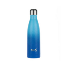 Load image into Gallery viewer, eco-friendly reusable 500ml bottle deux bleu