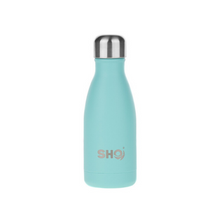 Load image into Gallery viewer, SHO eco-friendly reusable bottle aqua 260ml