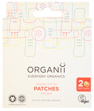 Load image into Gallery viewer, Organii eco-friendly plasters pack of 20 kids
