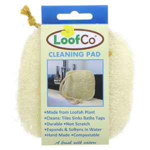 Cleaning pad
