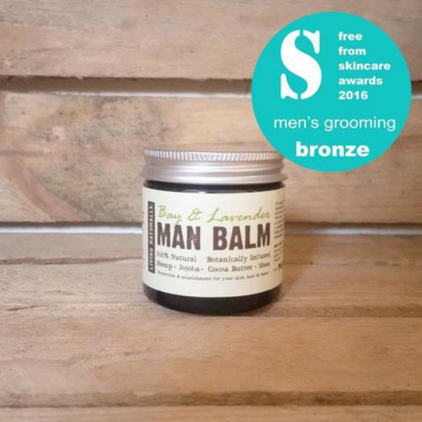 Man balm Bay and Lavender