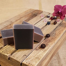 Load image into Gallery viewer, The Black Cat Soap House soap bar Lavender and rosemary
