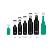 Load image into Gallery viewer, SHO eco-friendly reusable bottle size range