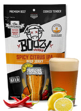 Load image into Gallery viewer, Spicy Citrus IPA Beef Jerky