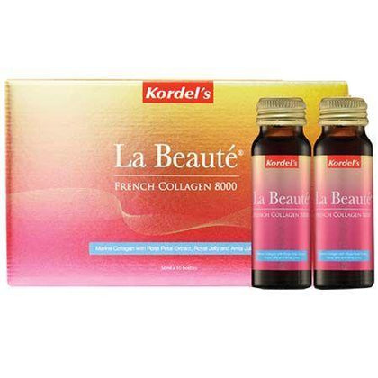 Kordels La Beaute French Collagen 8000 Drink 50Ml X 10S Supplements