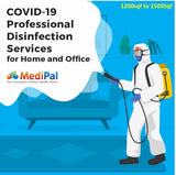 Medipal Professional Disinfection Spray Services for Home and Office