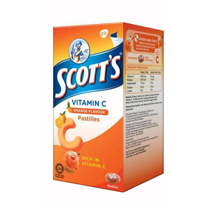 Scotts Vitamin C Orange 50S