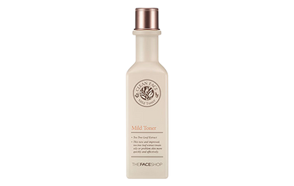 The Face Shop Clean Mild Toner 130Ml Cleanse