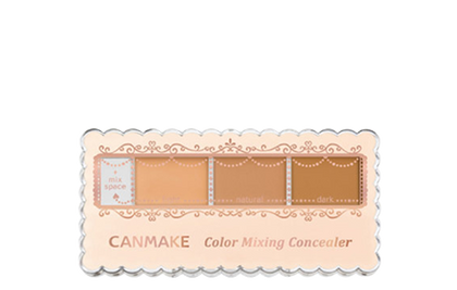 Canmake Color Mixing Concealer Face