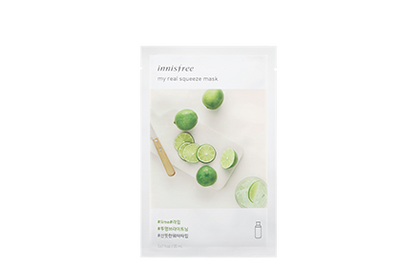 Innisfree My Real Squeeze Mask 20Ml 1Pc Face