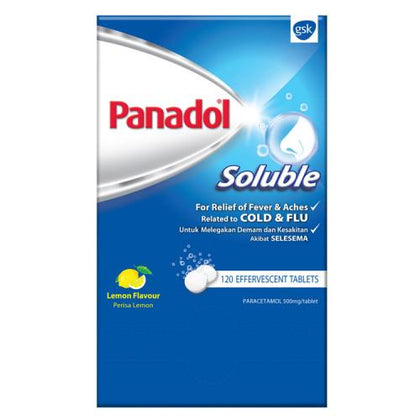Panadol Soluble 120S