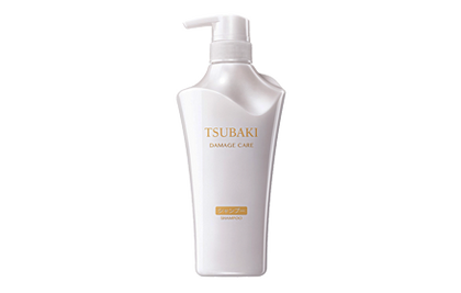 Tsubaki Damage Care Shampoo 500Ml & Conditioner