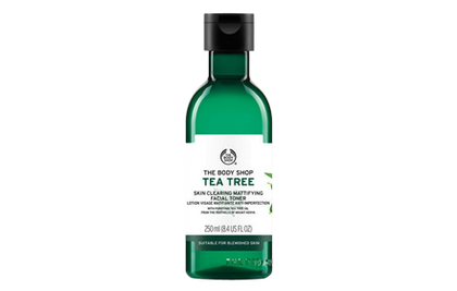The Body Shop Tea Tree Skin Clearing Mattifying Facial Toner 250Ml Cleanse