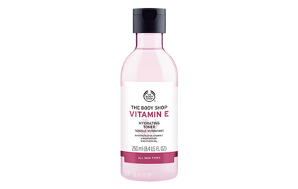 The Body Shop Vitamin E Hydrating Toner 250Ml Cleanse