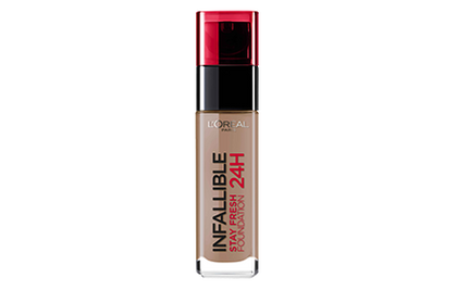 Loreal Make Up Designer Infallible 24H Liquid Foundation Face