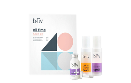 B.liv All Time Hero Kit Skin Care Set