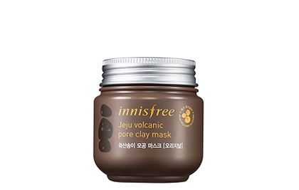 Innisfree Jeju Volcanic Pore Clay Mask 100Ml Face