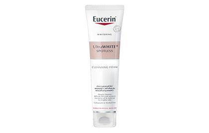 Eucerin Ultrawhite Spotless Cleansing Foam 150Ml Cleanse
