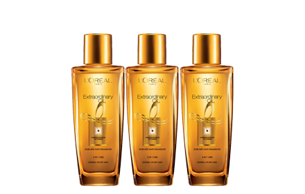 Loreal Extraordinary Oil Gold 50Ml Hair Care