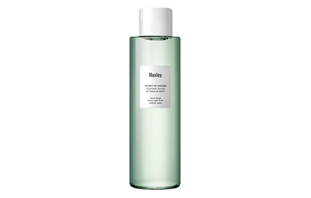 Huxley Cleansing Water; Be Clean Moist 200Ml Make Up Removers