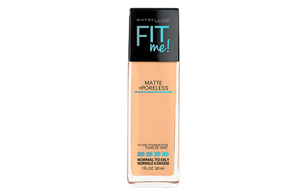 Maybelline Fit Me Matte + Poreless Liquid Foundation 30Ml Face