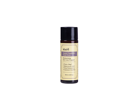 Klairs Supple Preparation Mini Toner 30Ml Cleanse