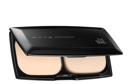 Kate Secret Skin Maker Zero Powder Foundation Face