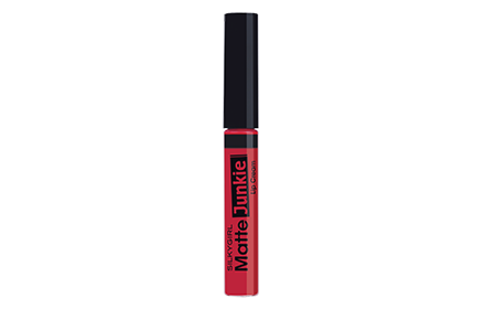 Silkygirl Matte Junkie Lip Cream Lips