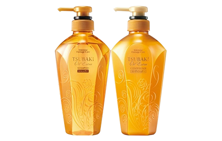Tsubaki Oil Extra Intensive Damage Care Hair Set