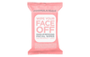 Formula 10.0.6 Wipe Your Face Off Make-Up Removing Facial Wipes 25Pcs Make Up Removers