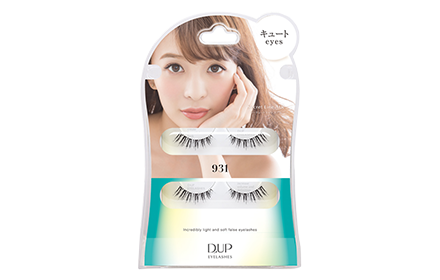 D.u.p Eyelashes Secret Line Air Eyes