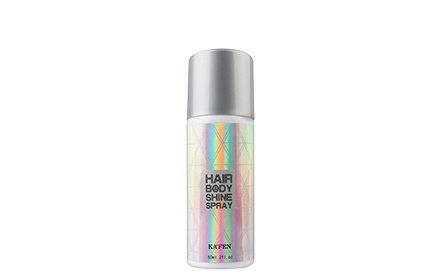 Kafen Hair Body Shine Spray 60Ml Shampoo & Conditioner