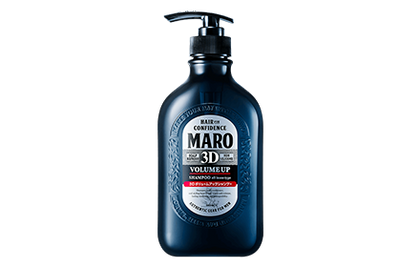 Maro 3D Volume Up Shampoo Ex 460Ml & Conditioner