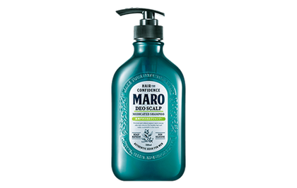 Maro Deo Scalp Medicated Shampoo 480Ml & Conditioner