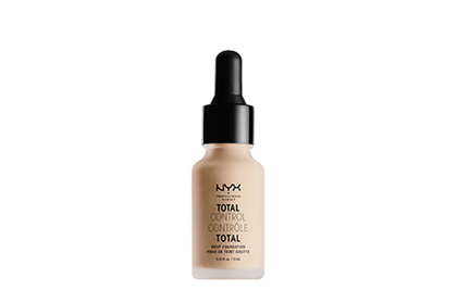 Nyx Professional Makeup Total Control Drop Foundation 13Ml Face