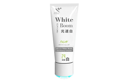 Li-Zey White Boom Led Whitening Toothpaste 100Ml Oral Care