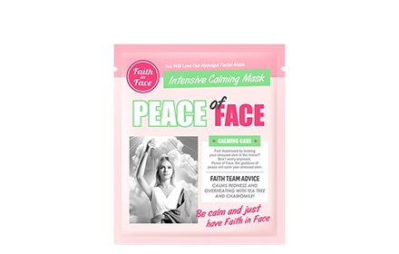 Faith In Face Peace Of Hydrogel Mask 1Pcs