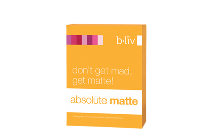 B.liv Absolute Matte 7Pcs/box Face Mask