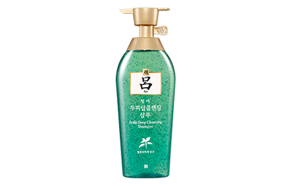 Ryo Cheongamo Scalp Deep Cleansing Shampoo 400Ml & Conditioner