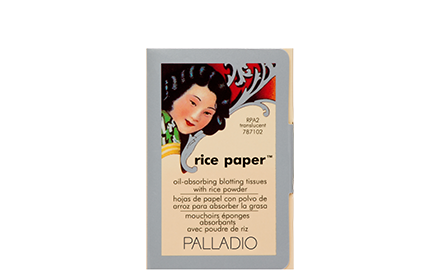 Palladio Rice Paper 40S Translucent Face