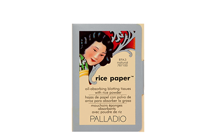 Palladio Rice Paper 40S Natural Face