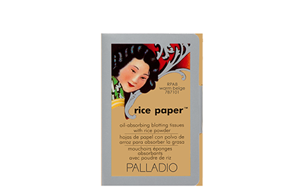 Palladio Rice Paper 40S Warm Beige Face