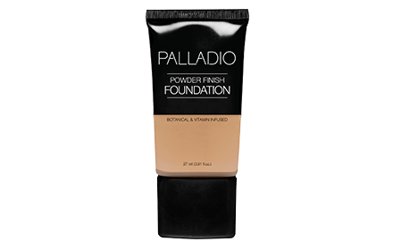 Palladio Herbal Liquid Foundation Tube 27Ml Honey Face