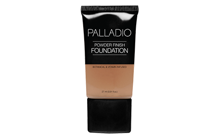 Palladio Herbal Liquid Foundation Tube 27Ml Caramel Exp Jul19 Face