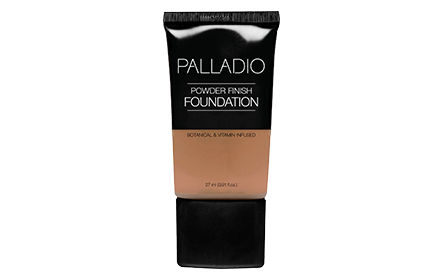 Palladio Herbal Liquid Foundation Tube 27Ml Golden Beige Face