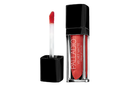 Palladio Velvet Matte Cream Lip Color 3.7G Lips